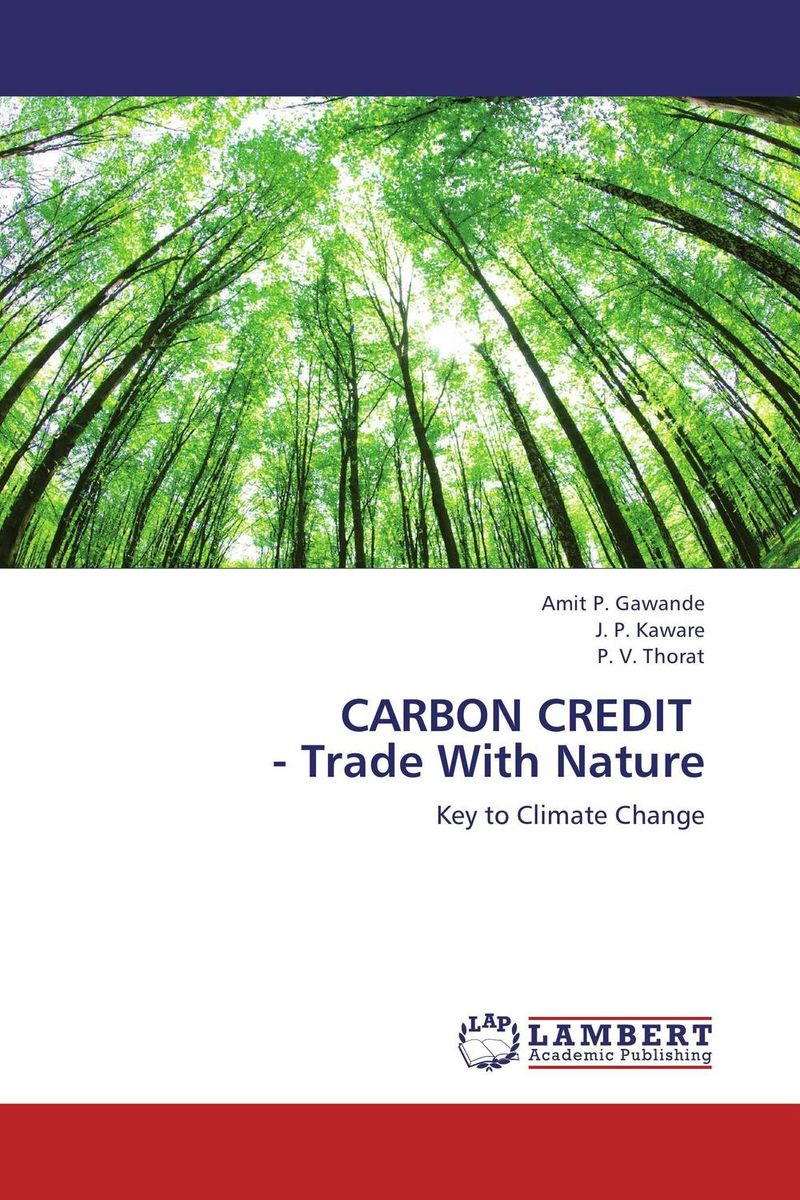CARBON CREDIT - Trade With Nature the credibility of credit ratings