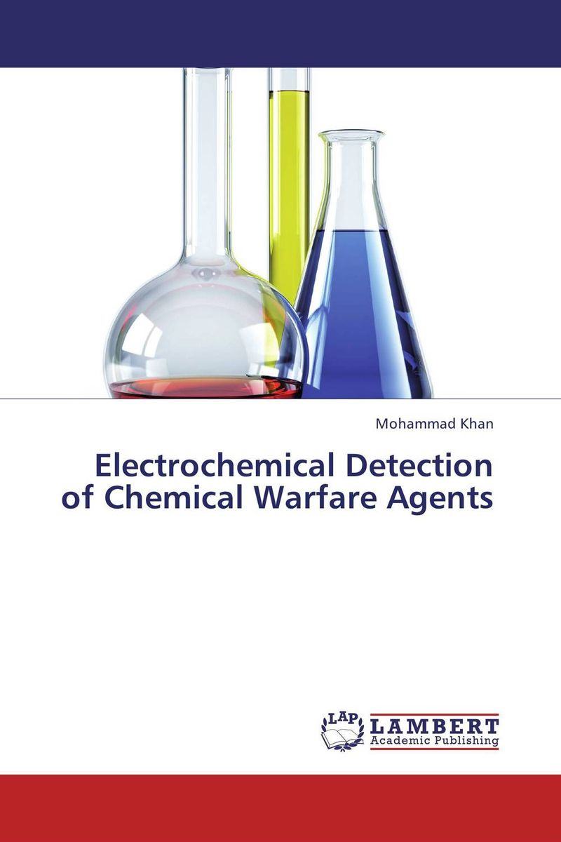 Electrochemical Detection of Chemical Warfare Agents