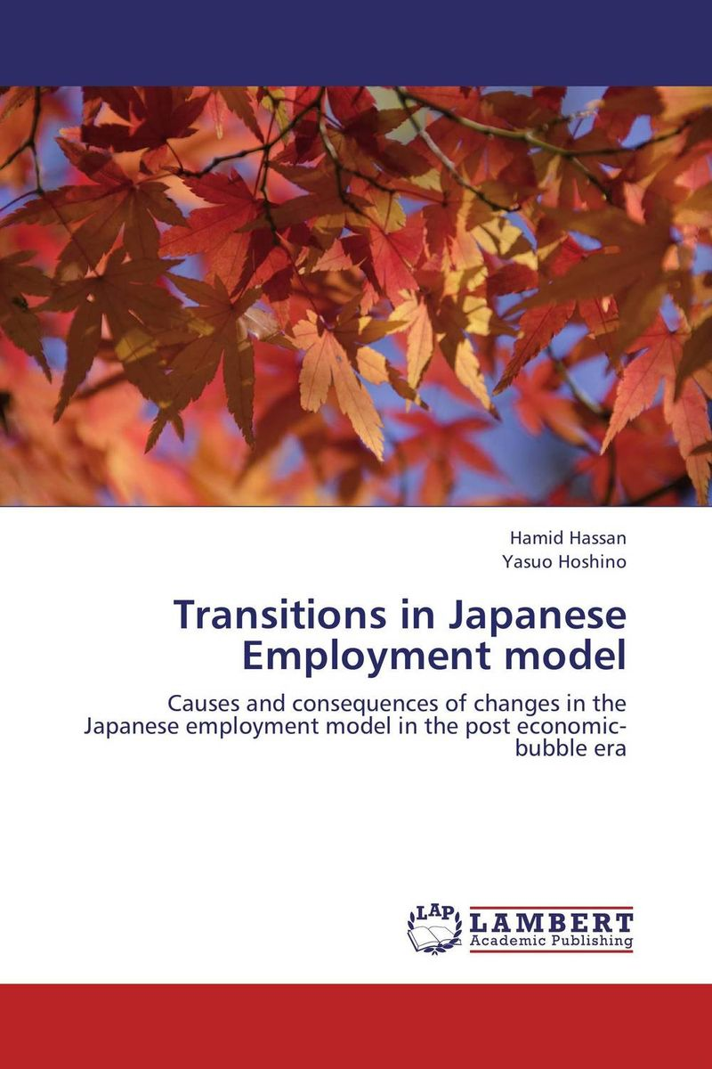 Transitions in Japanese Employment model corporate governance and firm value