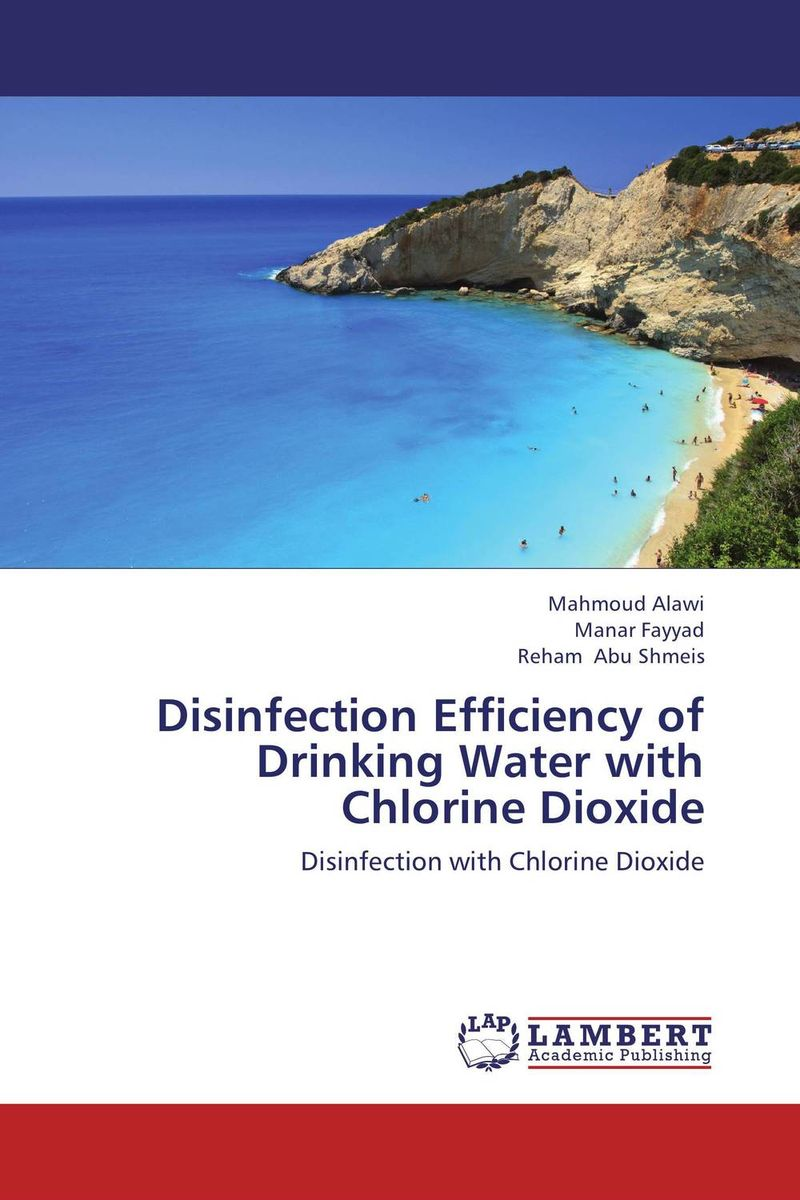 Disinfection Efficiency of Drinking Water with Chlorine Dioxide himanshu aeran and sunit kumar jurel spray disinfection of dental impressions