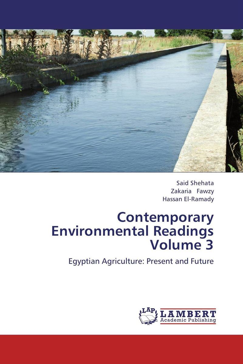 Contemporary Environmental Readings Volume 3 christ the lord out of egypt