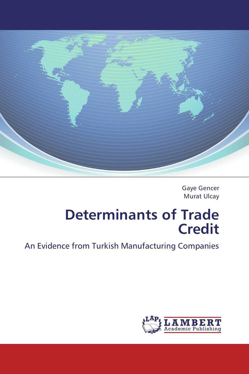 Determinants of Trade Credit mike bellafiore one good trade inside the highly competitive world of proprietary trading