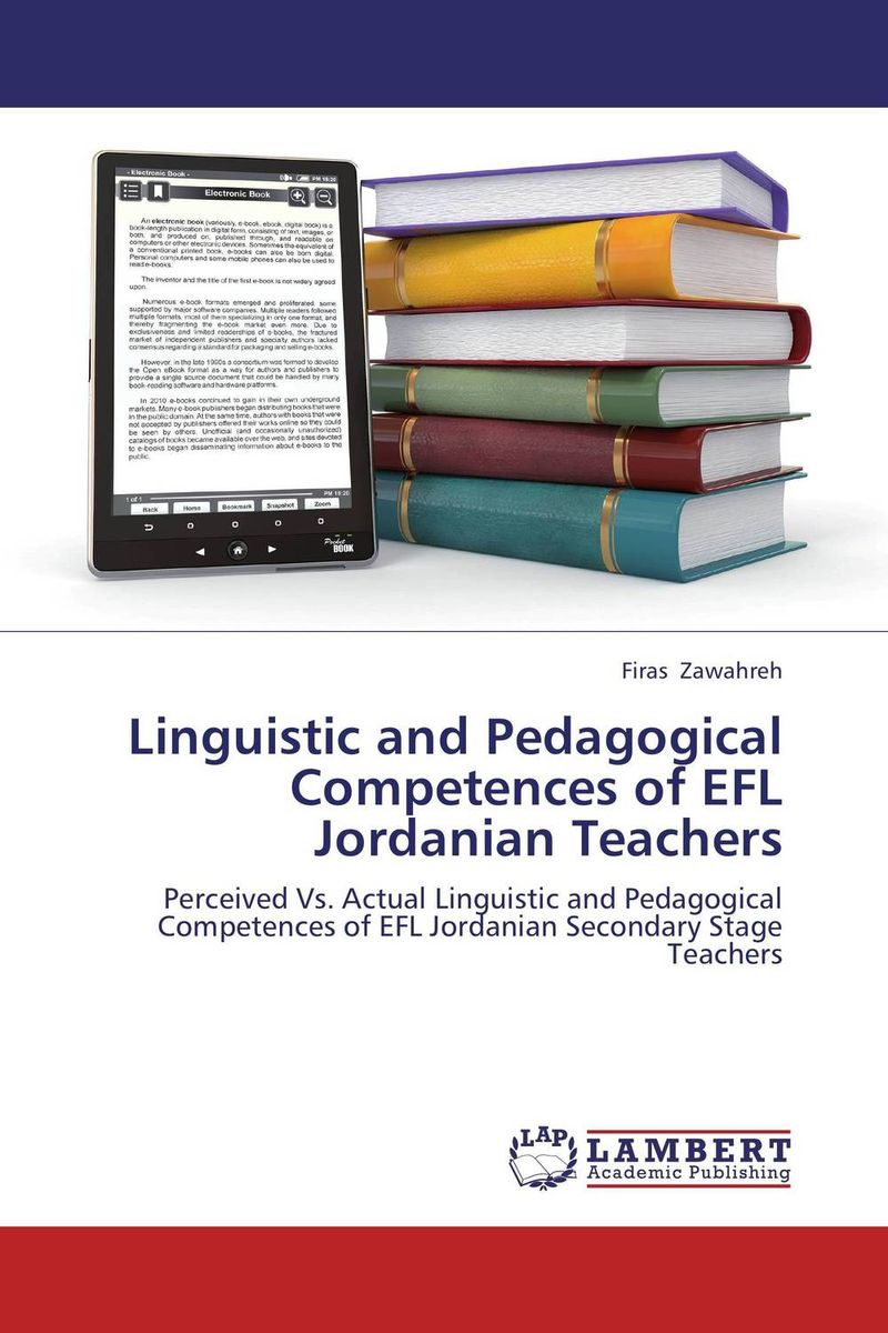 Linguistic and Pedagogical Competences of EFL Jordanian Teachers the linguistic face of africa
