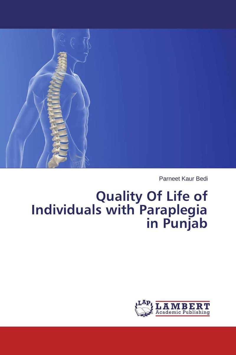 Quality Of Life of Individuals with Paraplegia in Punjab community resilience of village udekaran punjab india