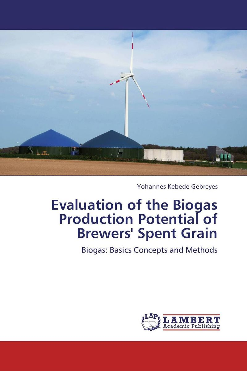 Evaluation of the Biogas Production Potential of Brewers' Spent Grain mann dido anaerobic fermentation of spent grains