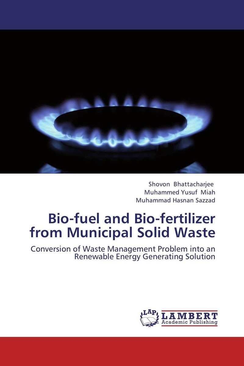 Bio-fuel and Bio-fertilizer from Municipal Solid Waste process technology for production of potato based snack