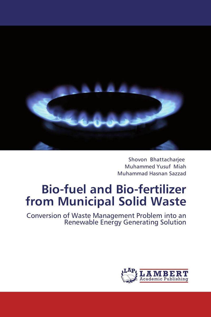Bio-fuel and Bio-fertilizer from Municipal Solid Waste sadat khattab usama abdul raouf and tsutomu kodaki bio ethanol for future from woody biomass