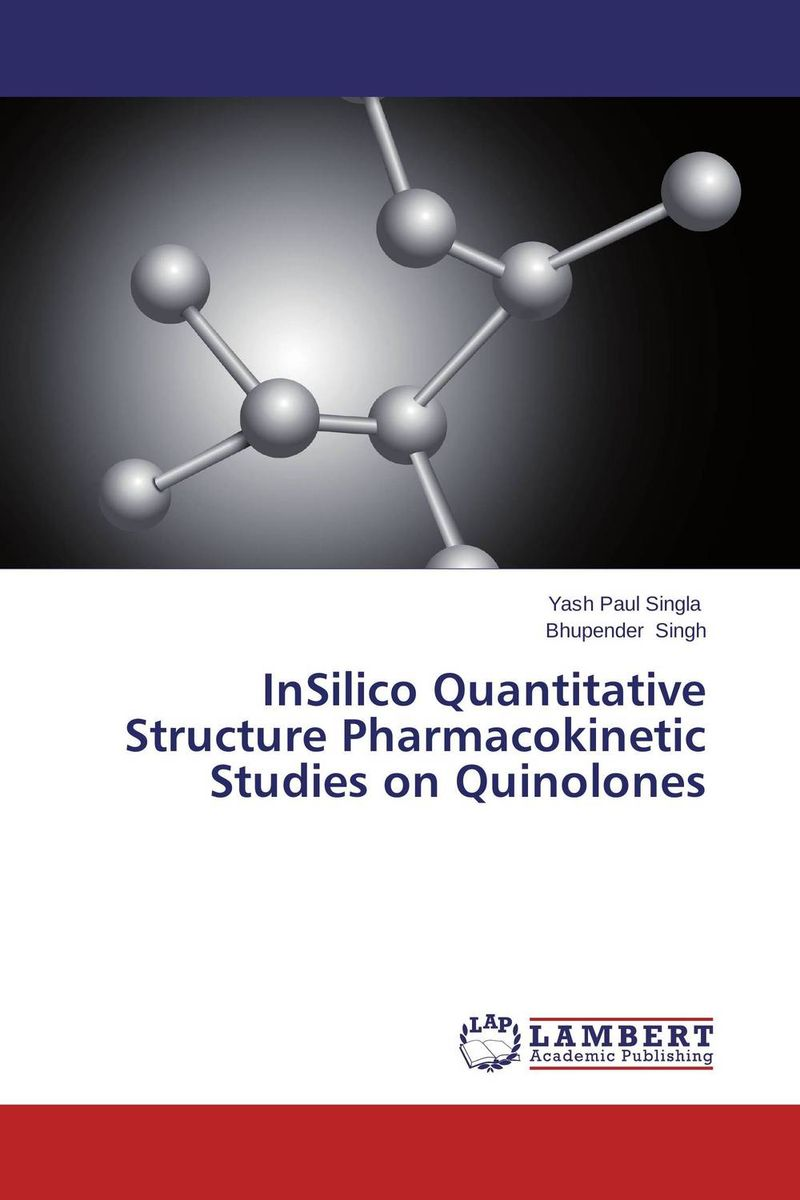 InSilico Quantitative  Structure Pharmacokinetic Studies on Quinolones studies on schiff bases derived from acetophenones