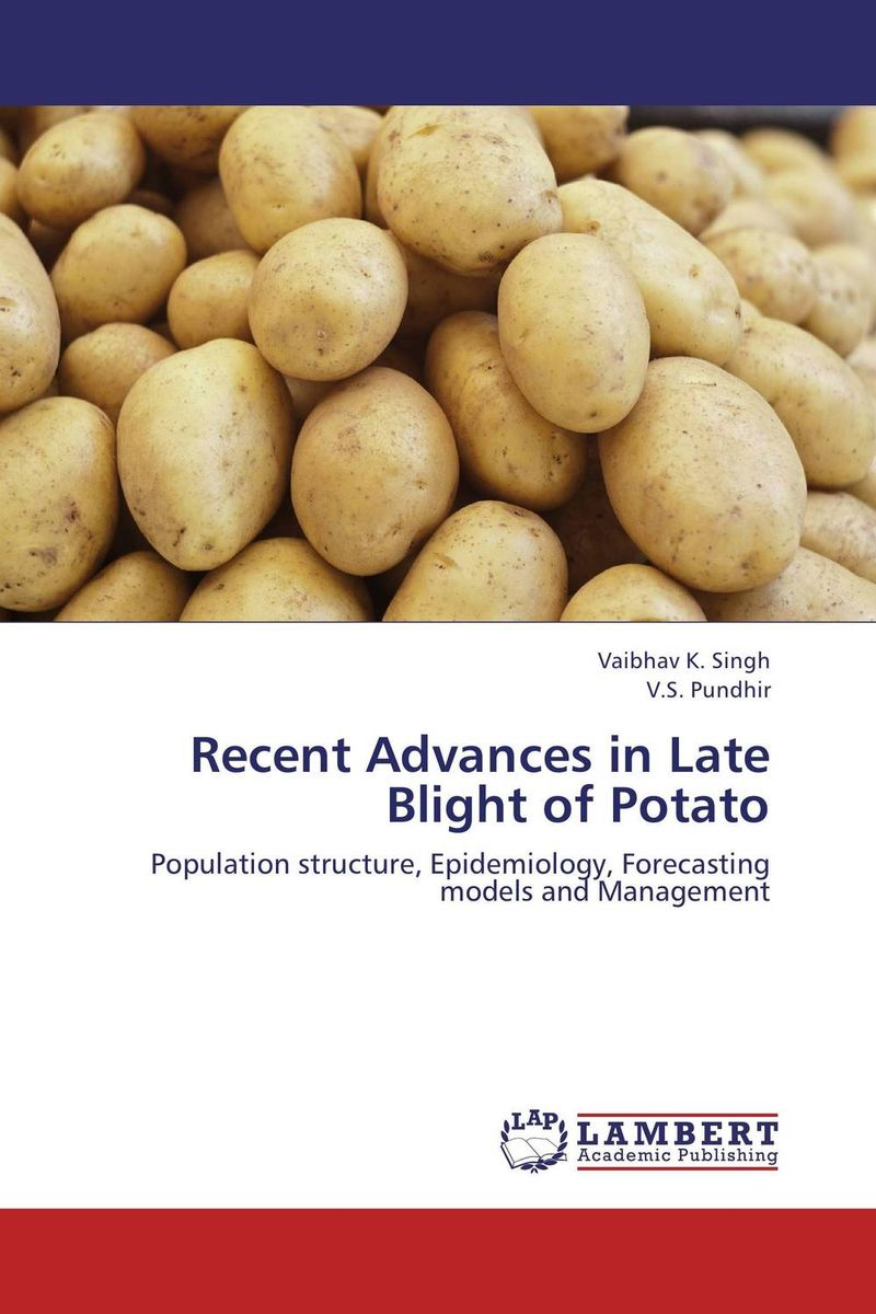 Recent Advances in Late Blight of Potato studies on long term uses of herbicides in rice wheat cropping system