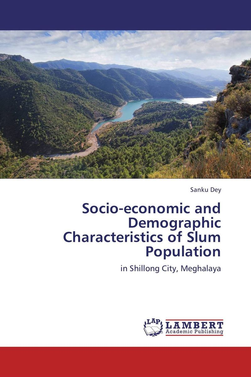 Фото Socio-economic and Demographic Characteristics of Slum Population business and ethics in a country with political socio economic crisis
