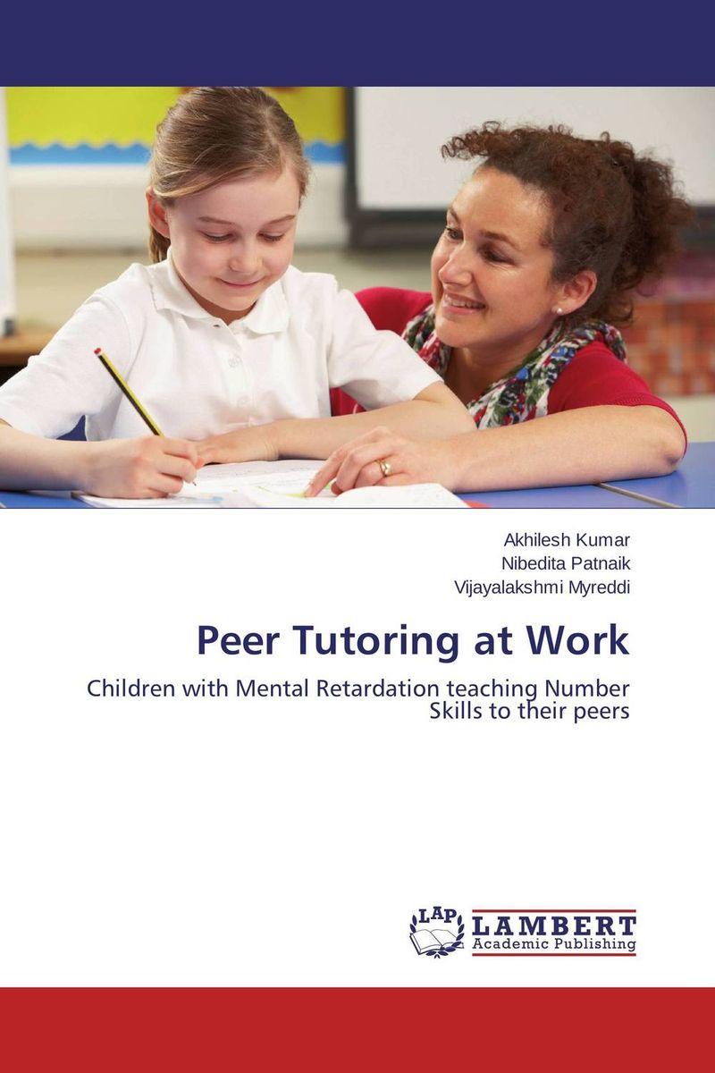 Peer Tutoring at Work cynthia dean the ecology of peer tutoring