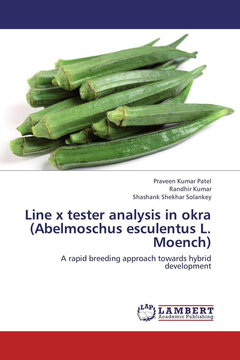 Line x tester analysis in okra (Abelmoschus esculentus L. Moench) innovative breeding of okra