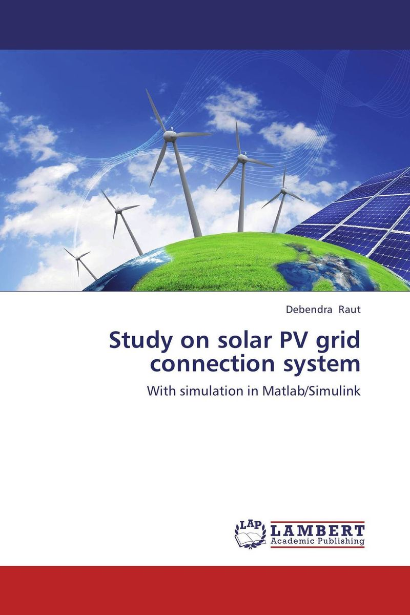 Study on solar PV grid connection system avantika fadnis harmonics in power system