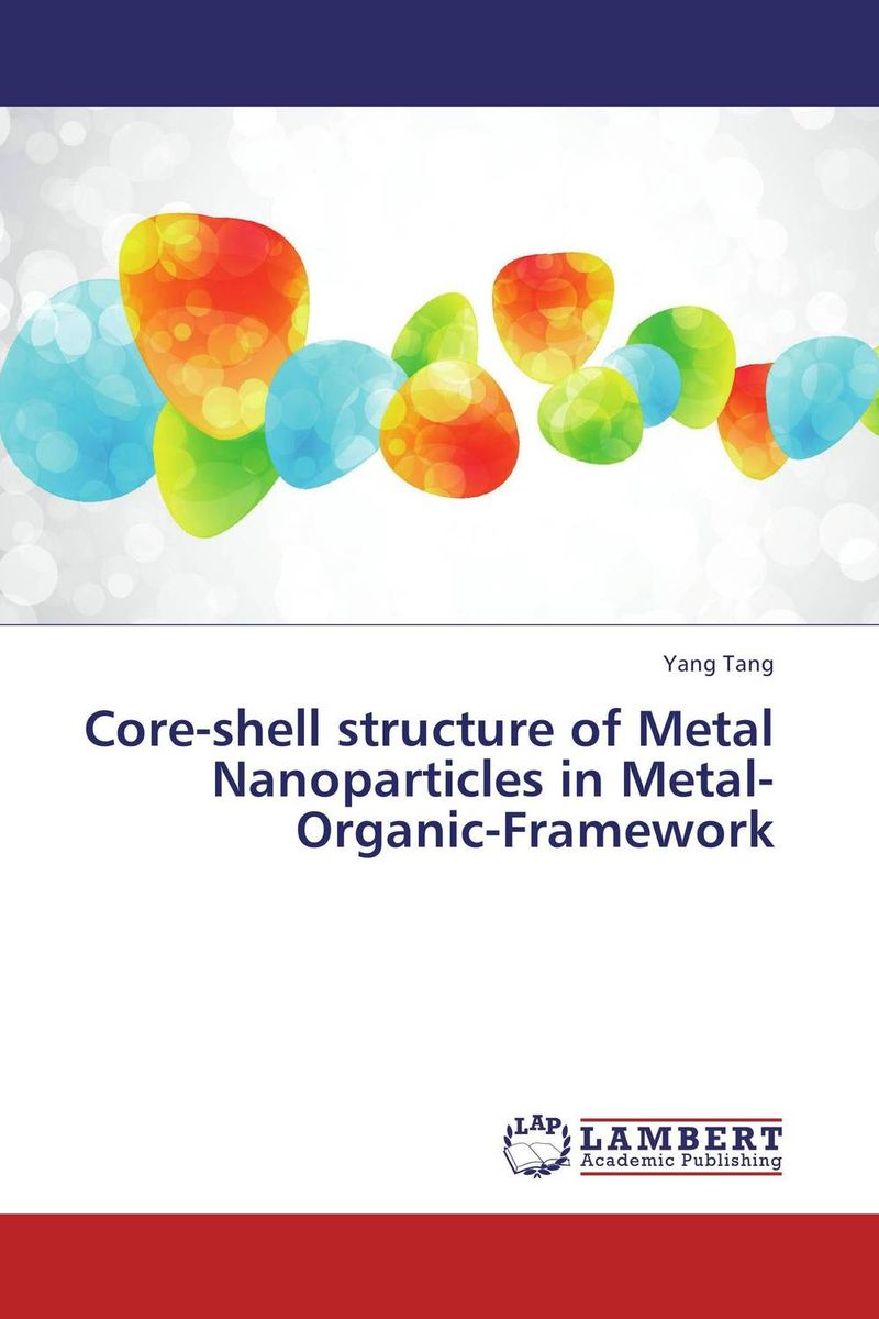 Core-shell structure of Metal Nanoparticles in Metal-Organic-Framework jai prakash embedded metal nanoparticles by ion beam mixing