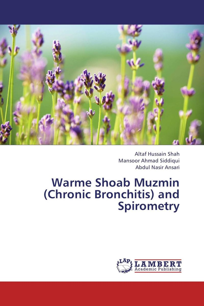 Warme Shoab Muzmin (Chronic Bronchitis) and Spirometry best selling product non bacterial chronic prostate therapy chronic nonbacterial prostatitis treatment massager deivce