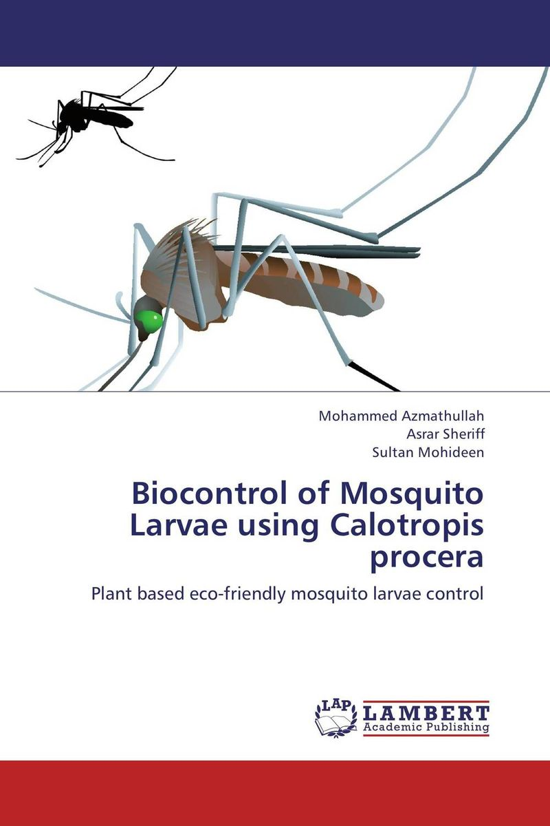 Biocontrol of Mosquito Larvae using Calotropis procera тоник anariti skin tonic with extracts of aloe and rose