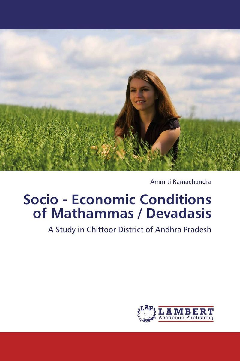 Socio - Economic Conditions of Mathammas / Devadasis geochemistry of groundwater in a river basin of andhra pradesh india
