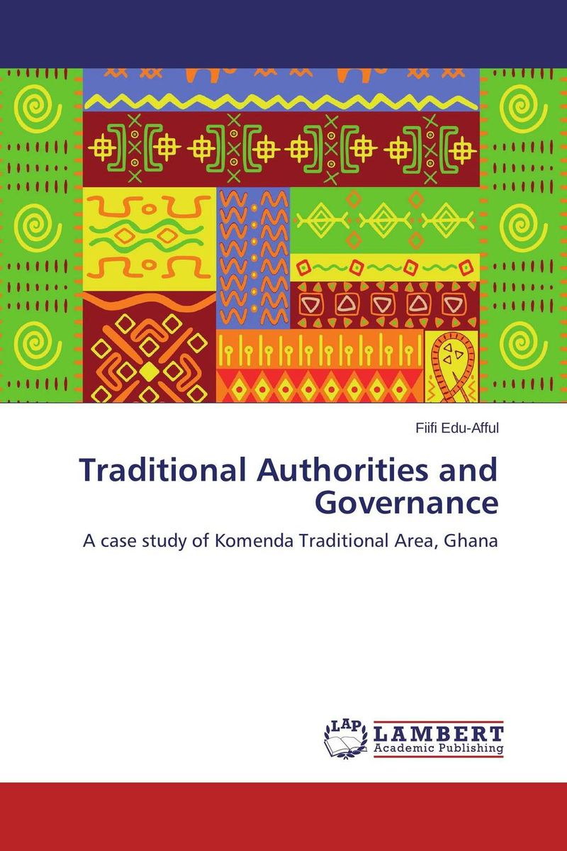 Traditional Authorities and Governance