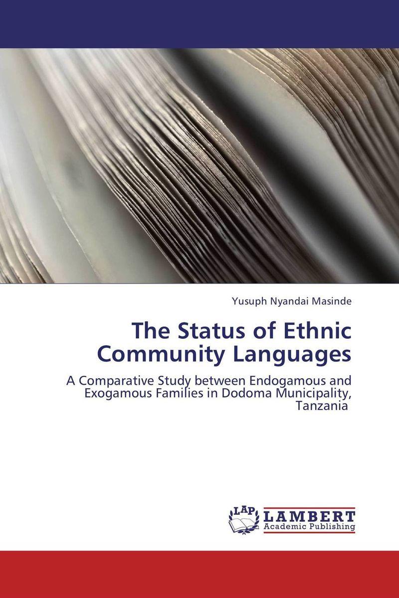The Status of Ethnic Community Languages the integration of ethnic kazakh oralmans into kazakh society