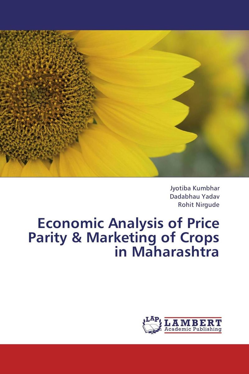 Economic Analysis of Price Parity & Marketing of Crops in Maharashtra воздух сжатый parity 24029 400ml