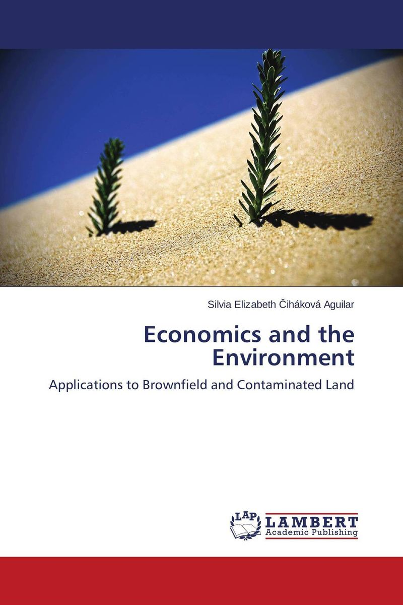 Economics and the Environment robert dorfman economics of the environment – selected readings 4e