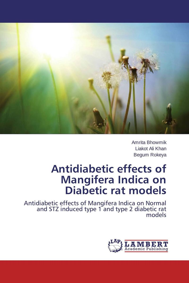 Antidiabetic effects of Mangifera Indica on Diabetic rat models effects of exercise in different temperatures in type 1 diabetics