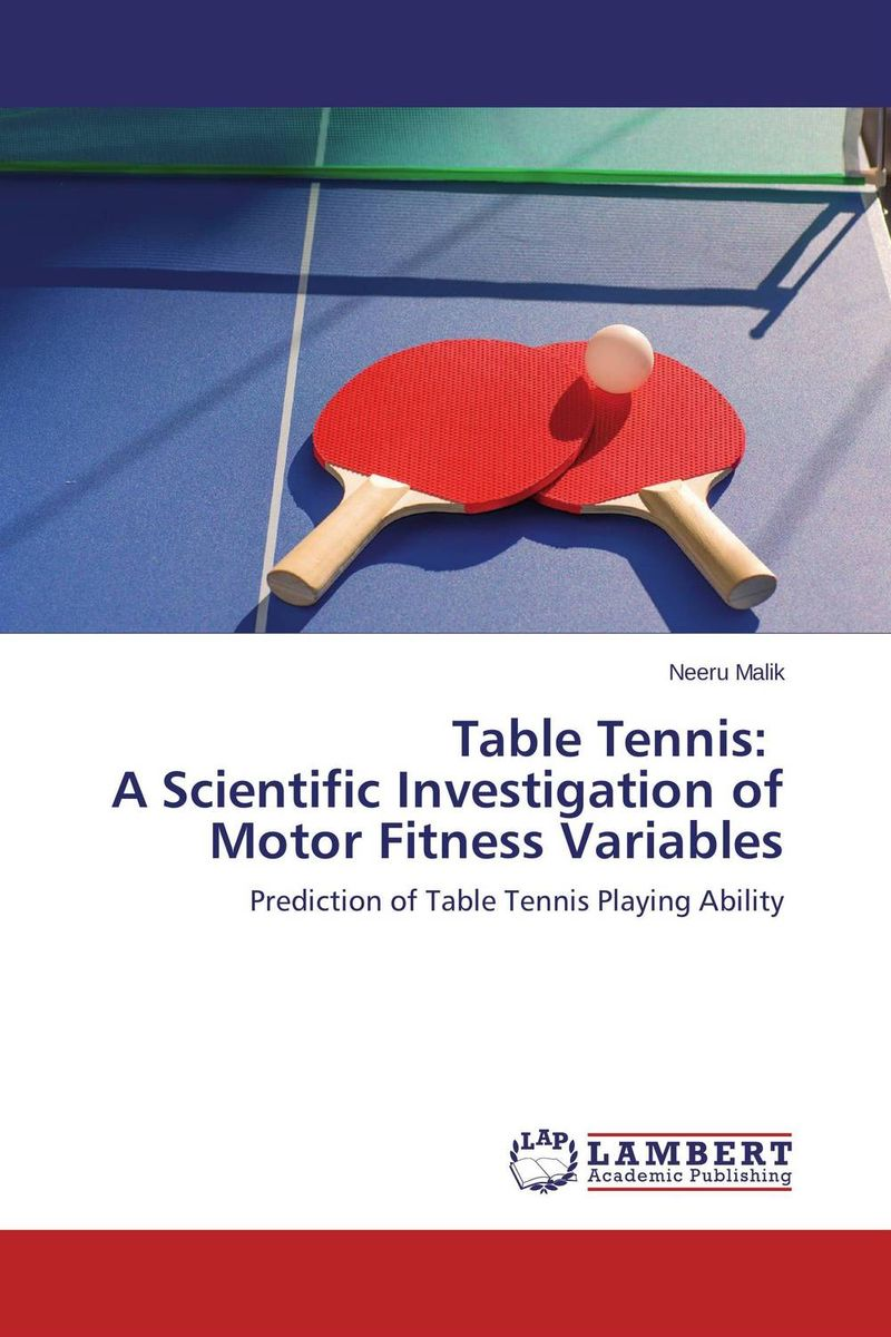 Table Tennis: A Scientific Investigation of Motor Fitness Variables cmars a new contribution to nonparametric regression with mars