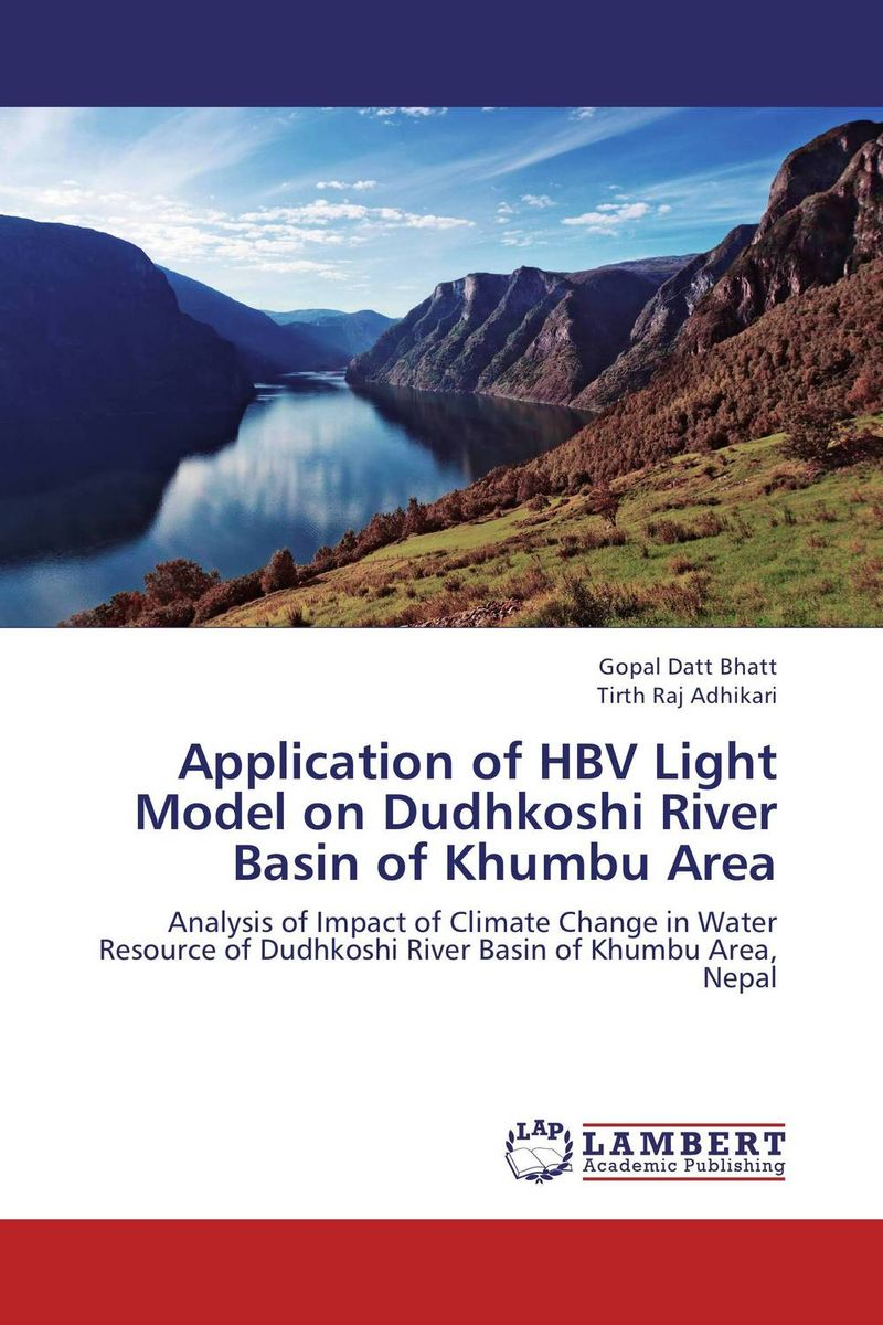 Application of HBV Light Model on Dudhkoshi River Basin of Khumbu Area olugbenga ademola boboye palyno geochemical study of southwestern chad basin