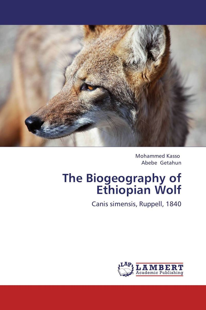 The Biogeography of Ethiopian Wolf analysis of bacterial colonization on gypsum casts