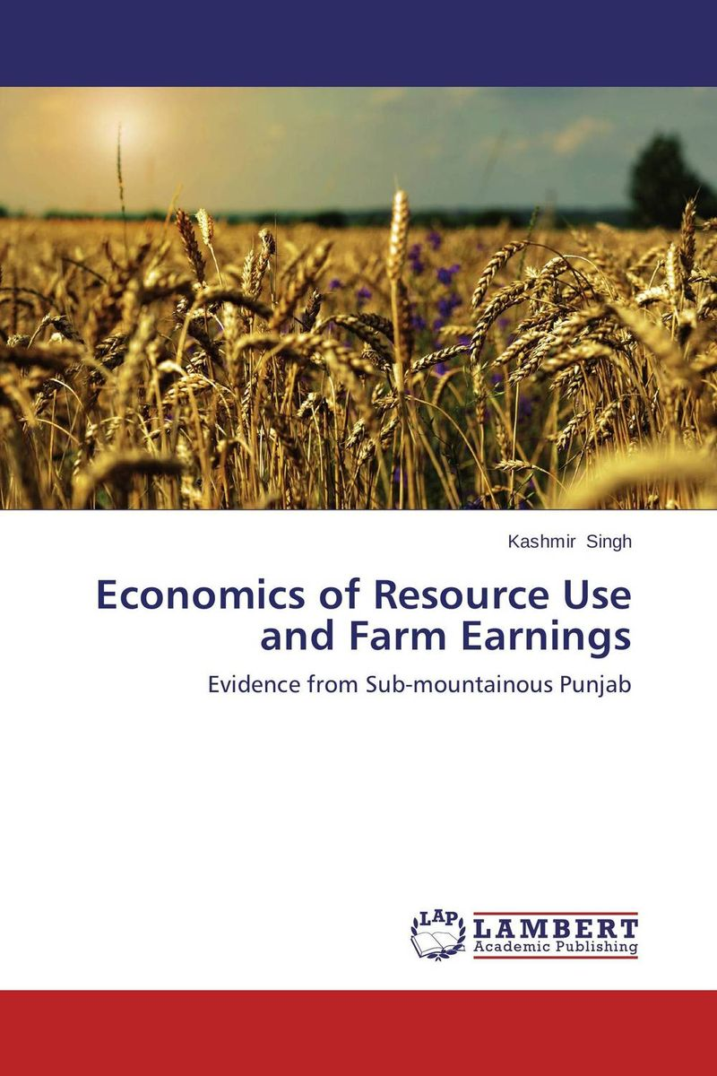Economics of Resource Use and Farm Earnings developmental state and economic transformation the case of ethiopia