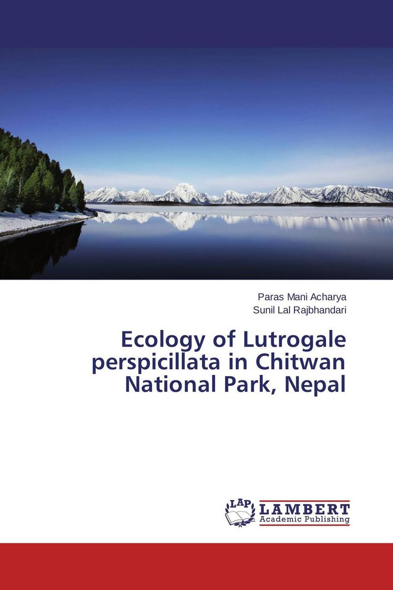 все цены на  Ecology of Lutrogale perspicillata in Chitwan National Park, Nepal  в интернете