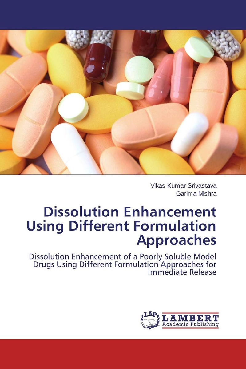 Dissolution Enhancement Using Different Formulation Approaches  vipul p patel in vitro dissolution enhancement of felodipine