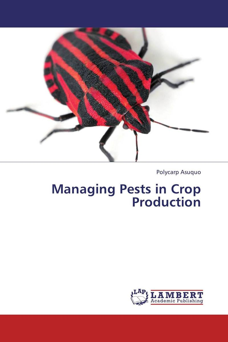 Managing Pests in Crop Production in situ detection of dna damage methods and protocols