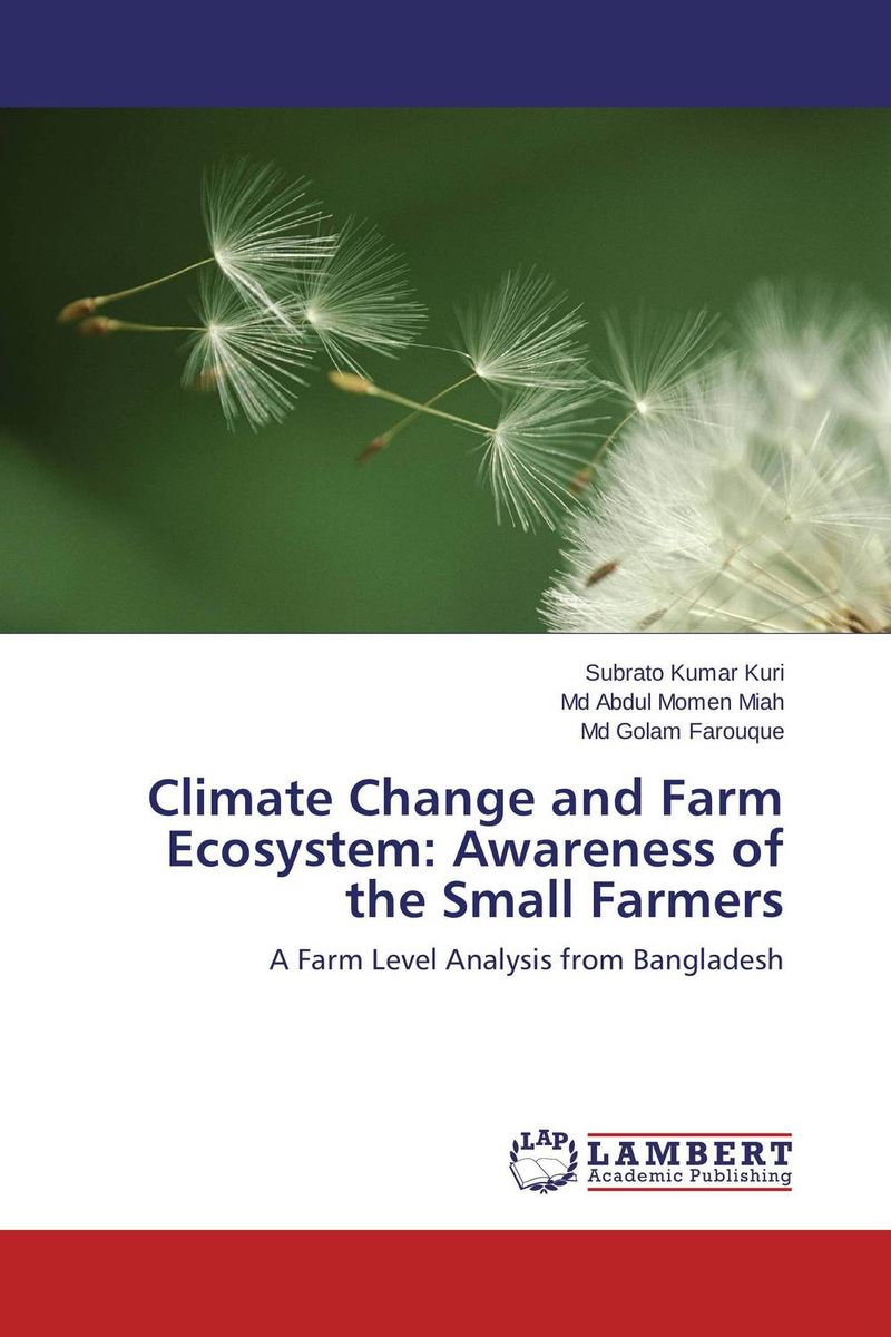 Climate Change and Farm Ecosystem: Awareness of the Small Farmers a year on ladybug farm