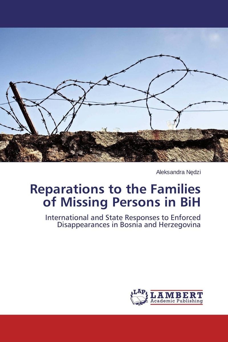 Reparations to the Families of Missing Persons in BiH