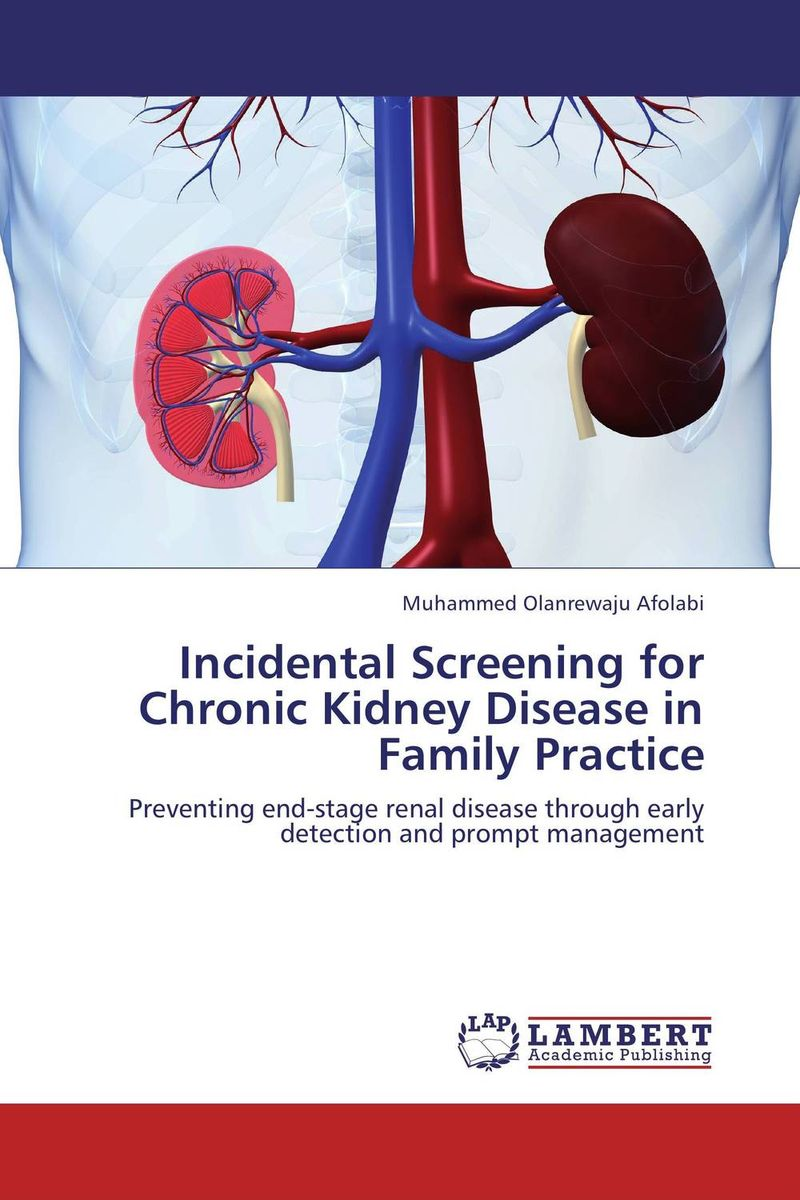 Incidental Screening for Chronic Kidney Disease in Family Practice in situ detection of dna damage methods and protocols