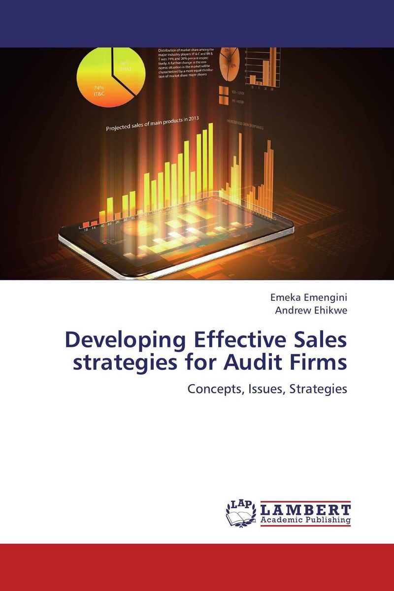 Developing Effective Sales strategies for Audit Firms