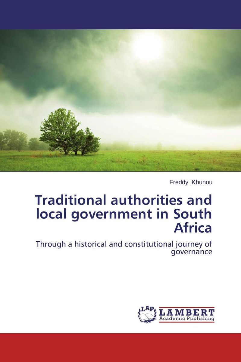 Traditional authorities and local government in South Africa local government budgeting and poverty alleviation in rwanda