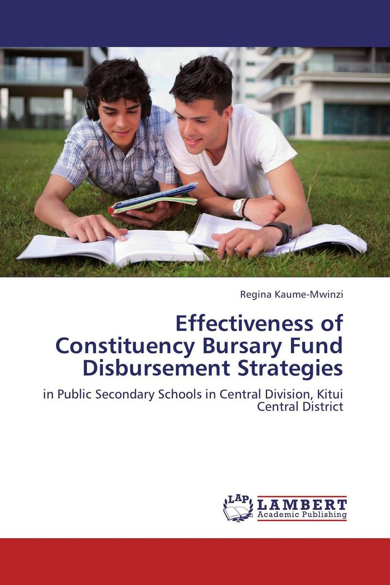 Effectiveness of Constituency Bursary Fund Disbursement Strategies neema nitume financing higher education in tanzania