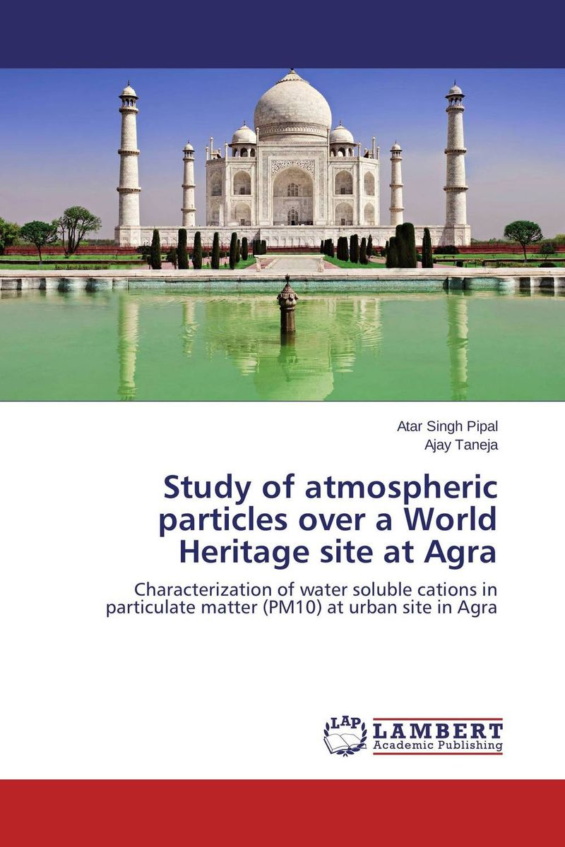 Study of atmospheric particles over a World Heritage site at Agra капри silver string silver string si021ewruc28