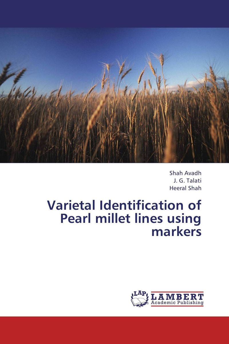 Varietal Identification of Pearl millet lines using  markers