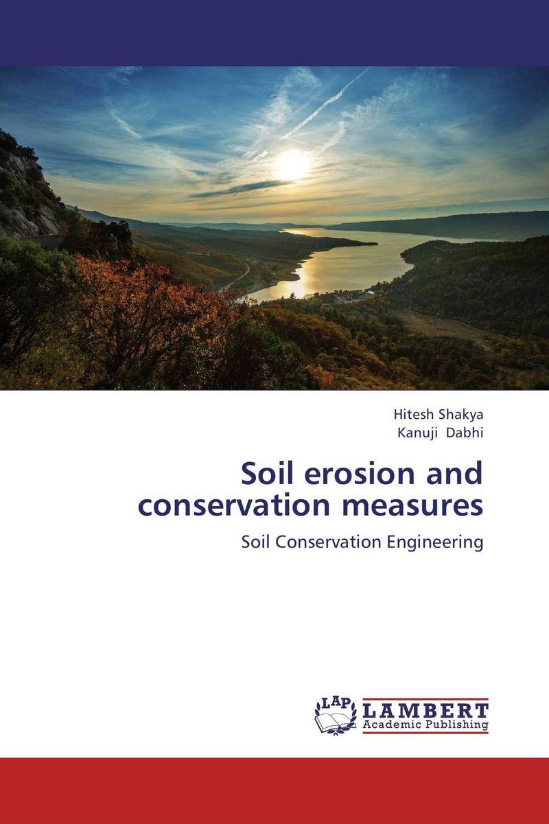 цена на Soil erosion and conservation measures