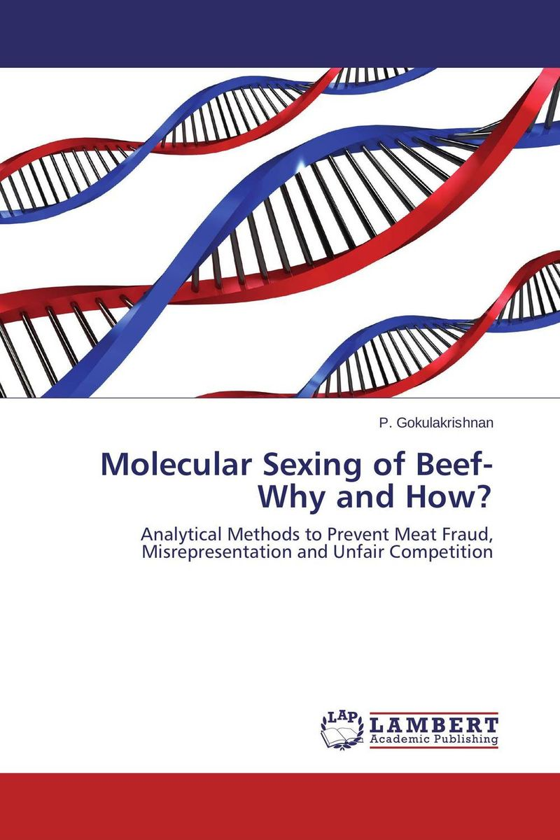Molecular Sexing of Beef- Why and How? meat tenderizer other
