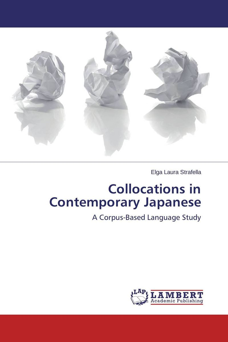 Collocations in Contemporary Japanese collocations in contemporary japanese
