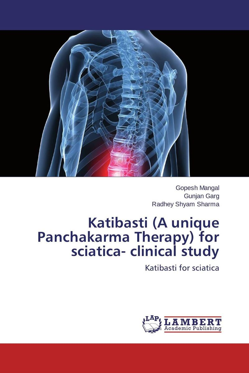 Katibasti (A unique Panchakarma Therapy) for sciatica- clinical study