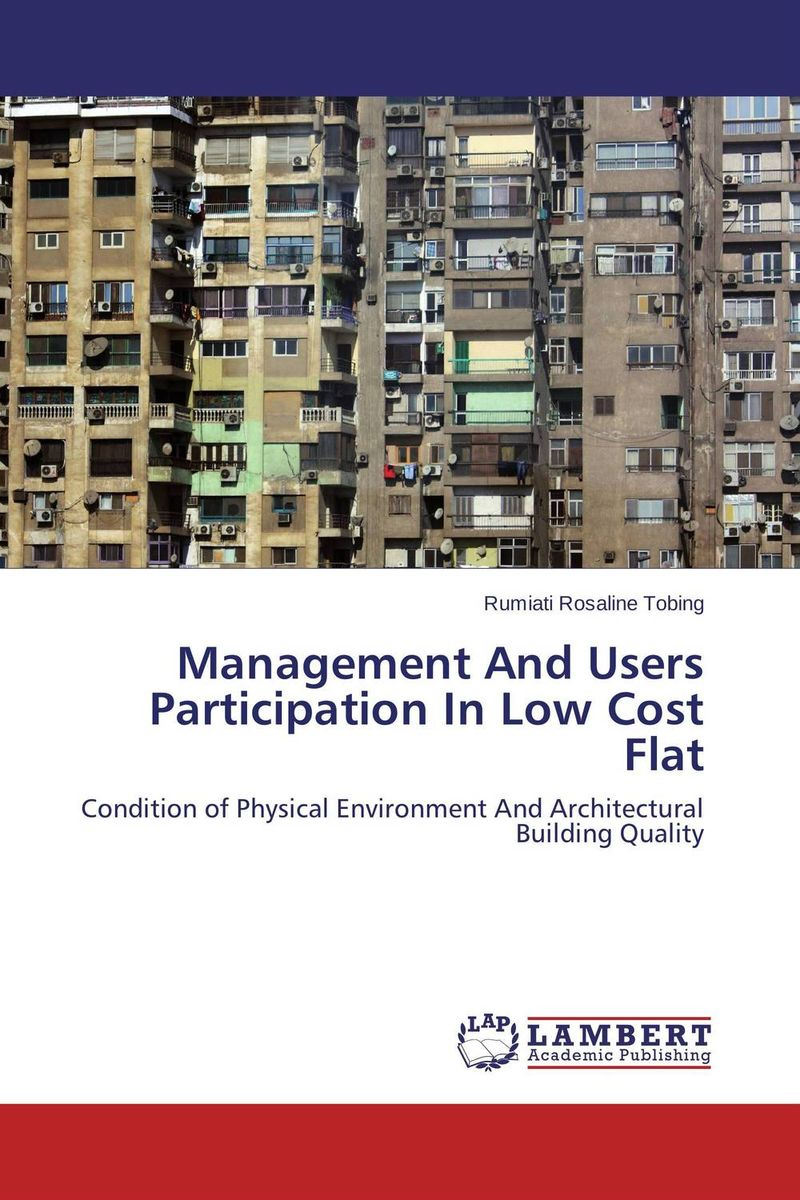 Management And Users Participation In Low Cost Flat the public participation in the selection of justice in indonesia