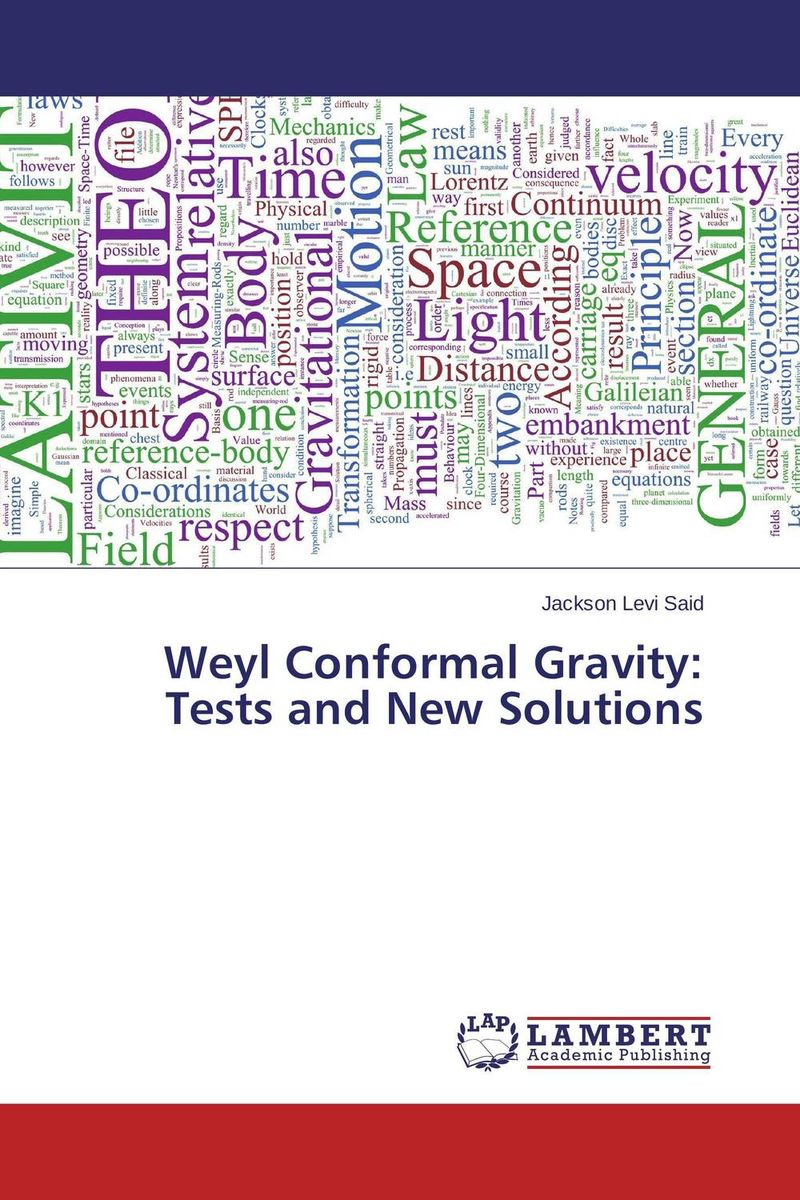 Weyl Conformal Gravity: Tests and New Solutions found in brooklyn