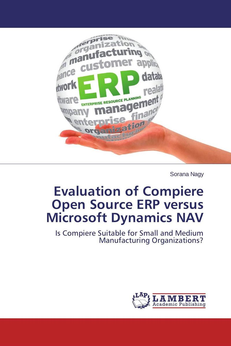 Evaluation of Compiere Open Source ERP versus Microsoft Dynamics NAV цена и фото