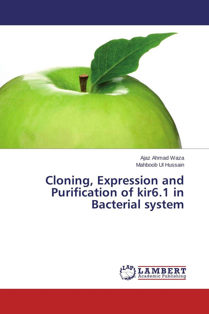 Cloning, Expression and Purification of kir6.1 in Bacterial system improved expression of bacterial chia in plant by codon optimisation