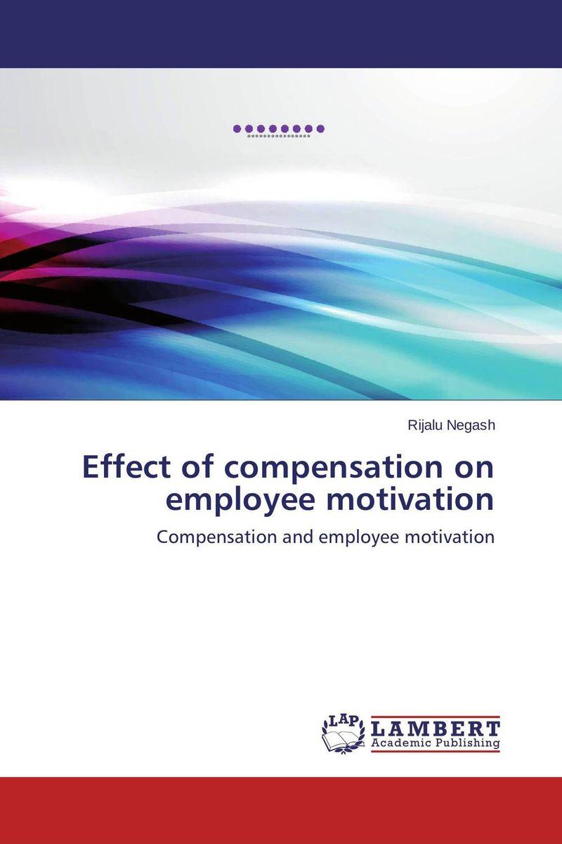Effect of compensation on employee motivation толстовка wearcraft premium унисекс printio корабль дарта вейдера